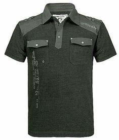 Santo Polo T Shirts, Boys Shirts, Mens Golf Wear, Camisa Floral, Polo Shirt Design, Dkny Mens, Polo Outfit, Sarcastic Shirts, Military Fashion