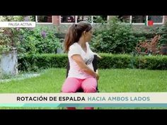Pausa Activa sentada - Hospital Italiano de Buenos Aires - YouTube