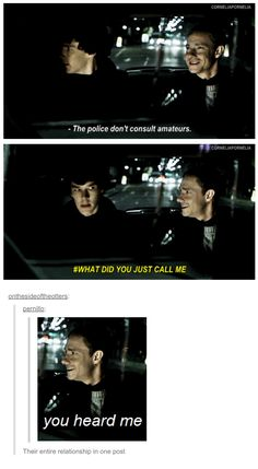 """John is no fool, nor is he that slow. He was clearly baiting Sherlock. How many times before this had he asked Sherlock """"how could you possibly know that?"""" or some variation thereof, while Sherlock just smiles that stupid smile of his and doesn't say anything. Baiting Sherlock to finally explain himself. And it worked like a charm."""