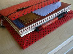 Each traveler must have a travelbook! :)