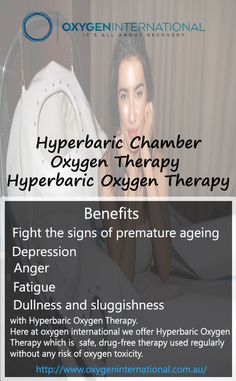 #Hyperbaric_Oxygen_Therapy is provided with the help of #Hyperbaric_Chamber at #Oxygen_International in Sydney. #Book an #appointment today.