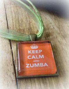 zumba necklace