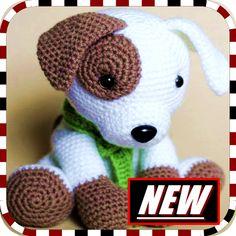 Temel köpek Amigurumi kroşe ücretsiz desen - Kolay Dekor Hello Kitty, Art Ideas, Crochet Hats, Teddy Bear, Toys, Character, Animals, Crochet Dolls, Animales