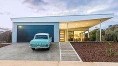 Beach Shack Design, James Hardie Scyon Matrix Cladding, Colorbond, Exposed Aggregate Concrete, Architecture, Design Ideas, Southwest Homes, Dunsborough homes