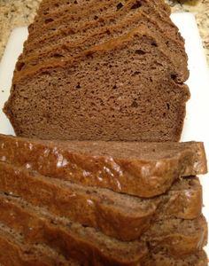 Grain Free Sandwich Bread