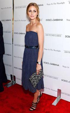 Midnight Magic: Olivia Palermo's Best Looks