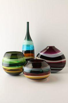 Sand Strata Vase
