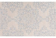 One Kings Lane - Rugs by Room - Felix Rug, Oatmeal/Gray