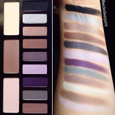 Kat Von D Innerstellar Palette (great colors for green eyes!). ($55.00)