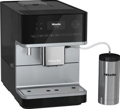 Shop the latest collection of Miele Countertop Obsidian Black Coffee Machine (Renewed) from the most popular stores - all in one place. Similar products are available. Coffee Machine Parts, Miele Coffee Machine, Cappuccino Machine, Coffee Machines, Coffee Type, Great Coffee, Black Coffee, Coffee Geek, Coffee Colour