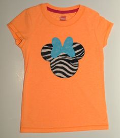 Minnie Mouse Shirt / Disney Vacation Shirt on Etsy, $14.00