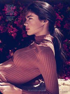 Summer of Love in Harper's Bazaar UK with Sara Sampaio - (ID:31535) - Fashion Editorial | Magazines | The FMD #lovefmd
