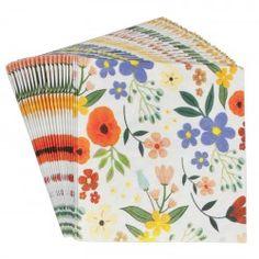 Papierservietten Blumenwiese von Rexinter