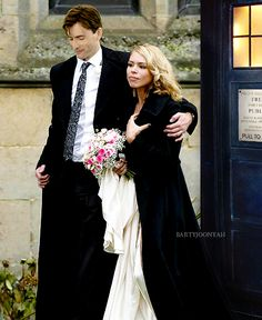 Rose Tyler and 10th