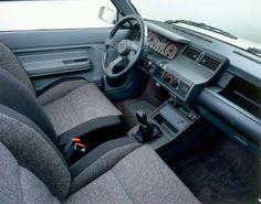 Intérieur Renault R5 GT Turbo