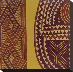Afrikaanse invloed (decoratieve kunst) Afbeelding bij AllPosters.nl