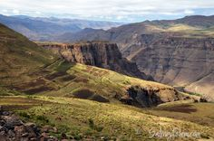 lesotho mountains:From the ocean to the sky: land cruising in Lesotho, South Africa