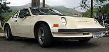 Puma GTI 1981/1985 (car) -