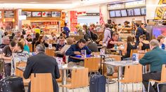 Where to eat at IAH