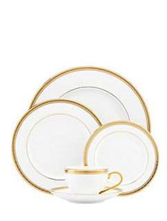 Oxford Place 5 Piece Place Setting by kate spade new york
