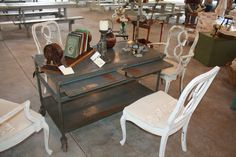 Industrial Table and Hunt and Gather Market