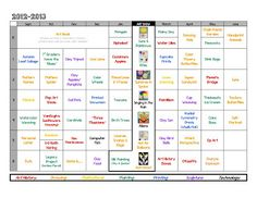 year at a glance template for teachers - free download of common elementary art room supplies for