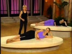 Winsor Pilates Advanced Body Slimming Part 2 of 2