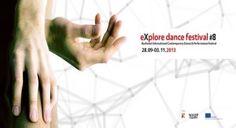 Colette Sadler la eXplore dance festival #8