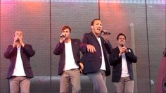 Straight No Chaser -- Motown Medley --  Sun Center,  Aston PA 7-16-14