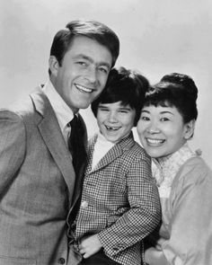 bill  Bixby--the courtship of Edie's father