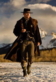 Prima immagine ufficiale di Channing Tatum in The Hateful Eight, il nuovo film di Tarantino