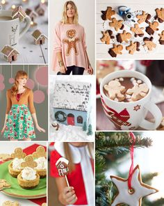 Mood Board Monday: Gingerbread (http://blog.hgtv.com/design/2013/12/16/mood-board-monday-gingerbread/?soc=pinterest)