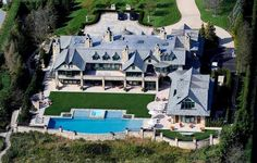 Moje milované Hamptons - Jedna z mých nemovitostí Long Island, New York Mansion Homes, Dream Mansion, Mansion Interior, Celebrity Mansions, Celebrity Houses, Hamptons House, The Hamptons, Long Island, Vampire House