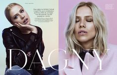 #magazine #layout #dagny