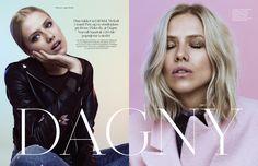 #magazine #layout #dagny