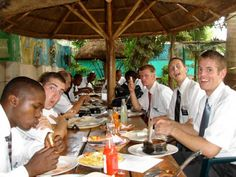 Missionaries really have an interest in food while on a mission. Description from mormonmission.blogspot.com. I searched for this on bing.com/images