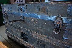 steamer trunk plans wood
