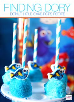   Finding Dory Party Ideas!   http://soiree-eventdesign.com