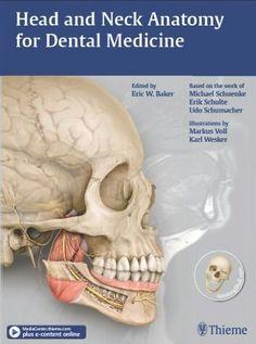 Head and Neck Anatomy for Dental Medicine - e-book for $37.00