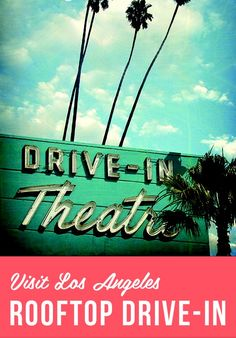 Drive in!