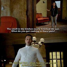 Watson & Sherlock | Elementary