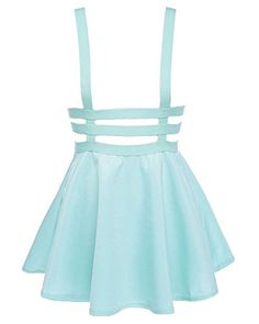 Bluetime Womens Pleated Short Braces Skirt,Green,Small Bl... https://www.amazon.com/dp/B00TIC5BB4/ref=cm_sw_r_pi_dp_x_aJuWxb804FW52