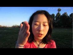 Baton Twirling: Reverse Blind Catch