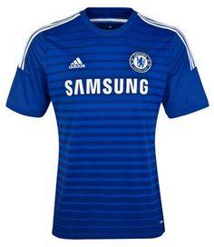 Chelsea - 2014/15 Home - Adidas, Samsung