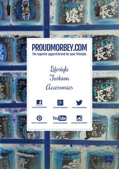 Proud Morbey – the superior apparel brand for your lifestyle. Quality, Coolness, Lifestyle, Fashion, Accessories and more. That's what we are, that's our passion. See for yourself at www.proudmorbey.com. Or have a look at one of your favourite hot spots: www.facebook.com/proudmorbey, www.google.com/+proudmorbey, www.instagram.com/proudmorbey, www.pinterest.com/proudmorbey, www.twitter.com/proudmorbey, and www.youtube.com/proudmorbey.
