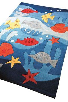 """שטיח לחדר ילדים של דרים לנד (צילום: יח""""צ, CILEK  דרים לנד)"""