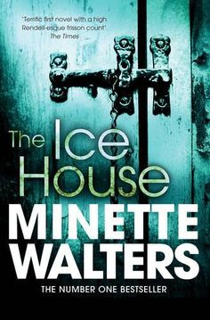 """Champlain Bookstore Assistant Manager THEA DAMACKINE recommends books by author Minette Walters.  The Champlain St-Lambert Library has these books: """"Ice House"""" (FIC/WAL), """"Sculptress"""" (FIC/WAL), """"Scold's Bridle"""" (FIC/WAL), """"Shape of Snakes"""" (FIC/WAL), """"Dark Room"""" (FIC/WAL) and """"The Echo"""" (FIC/WAL).  (Originally pinned via Amazon.ca)"""