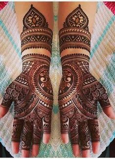Pin For Trend Presented Festive Mehandi Designs For Full Hand - Mehandi Designs 2019 (Latest Mehandi Designs That You Must Copy) Mehandi Designs Images, Henna Art Designs, Mehndi Designs For Girls, Indian Mehndi Designs, Stylish Mehndi Designs, Mehndi Design Photos, Hena Designs, Mehndi Images, Rangoli Designs
