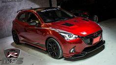 Mazda 2, Mazda Hatchback, Mazda Cars, Weird Cars, Cool Cars, Hyundai Veloster, Car Mods, Exotic Cars, Cars And Motorcycles