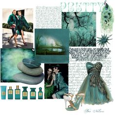 Was That a Peacock?, created by beenelson on Polyvore